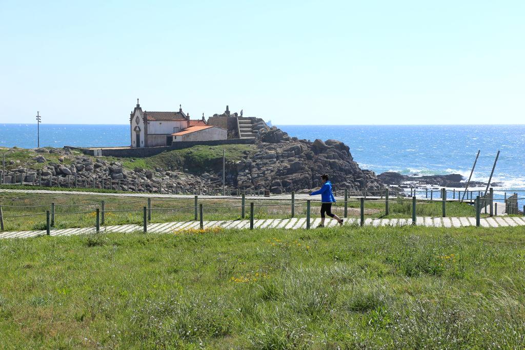 Easy Coastal Camino